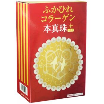 Ginza tomato Shark fin collagen genuine pearl plus - Коллагеновое желе для красоты и здоровья