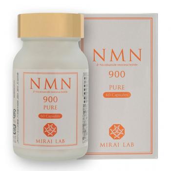 Капсулы долголетия NMN Pure -активный компонент 900 мг