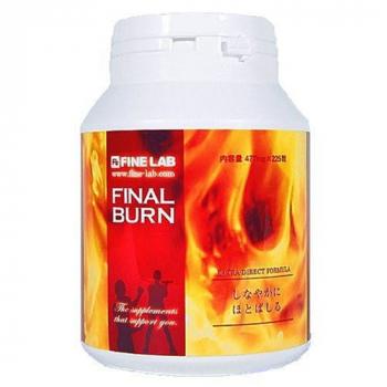 Fine Lab Final Burn -жиросжигатель