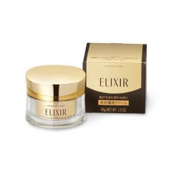 Антивозрастной интенсивно восстанавливающий крем Shiseido Elixir Superiur Enriched Cream