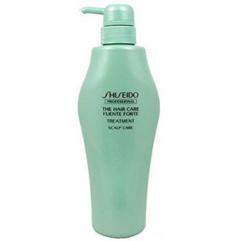 SHISEIDO Fuente Forte Purifying Treatment -бальзам для кожи головы 500мл
