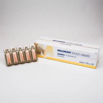 Mersmon Gold Liquid -питьевой комплекс на основе свиной плаценты