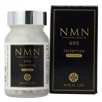 NMN  600 мг + Трипептид -активного вещества 600 мг