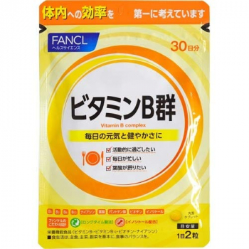 FANCL VITAMINS B-комплекс витаминов группы В