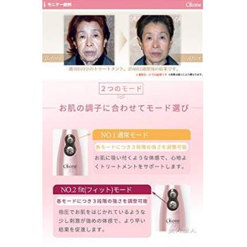 CLIONE FIT многофункциональный косметологический аппарат для лица