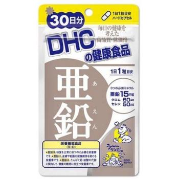 DHC  комплекс цинк +хром + селен - 30 дней