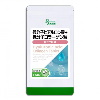 LIPUSA Низкомолекулярный коллаген +Низкомолекулярная гиалуроновая кислота