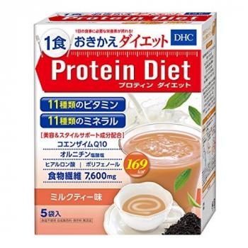 DHC PROTEIN DIET MILK TEA