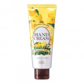 Garden Hand Cream KOSE JAPANESE YUZU - Увлажняющий крем для рук