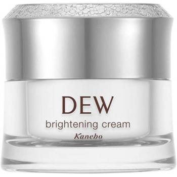 Kanebo DEW Brightening Cream-осветляющий крем для лица DEW