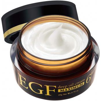 EGF Deep Oil Cream Maximum-антивозрастной крем для лица стимулирующий обновление клеток