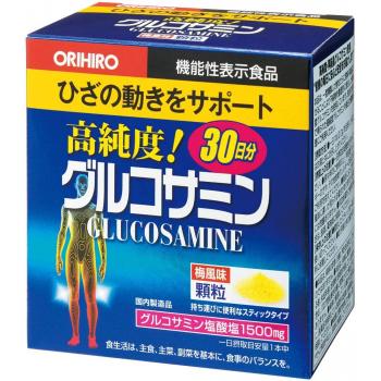 Глюкозамин в гранулах с высокой степенью очистки -Orihiro Glucosamine Granules