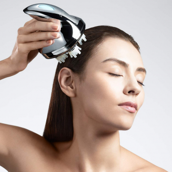 MTG ReFa GRACE HEAD SPA-массажёр для кожи головы