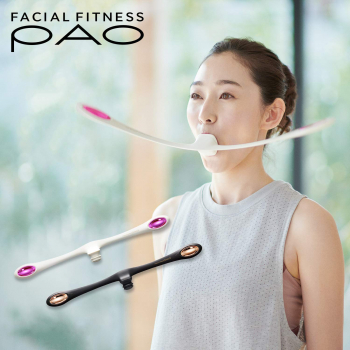 MTG FACIAL FITNESS-тренажёр для лицевых мышц цвет белый