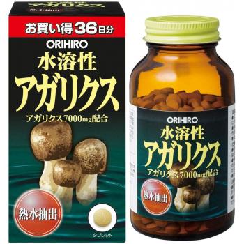 Orihiro Agaricus -экстракт гриба агарика для укрепления иммунной системы