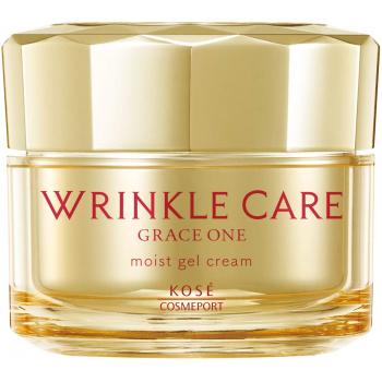 Увлажняющий гель крем от морщин Grace One Wrinkle Care Moist Gel Cream Kose