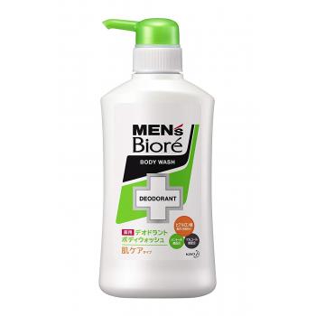 Mens Biore дезодорирующее мыло для мужчин