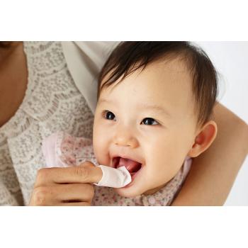 Детские гигиенические салфетки для ухода за полостью рта Pigeon