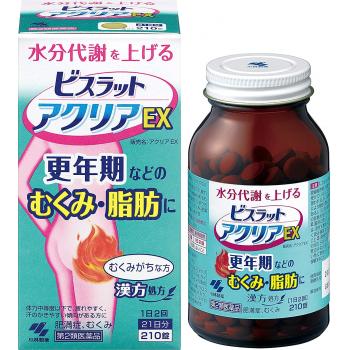 Фито комплекс для снижения веса в период менопаузы Bislat Aclear EX