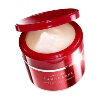 Увлажняющий гель-крем с коллагеном Shiseido Aqualabel Gel Cream