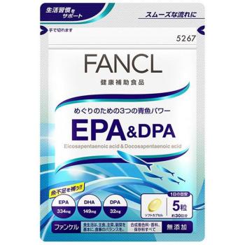 Fancl EPA&DPA комплекс омега-3 кислот