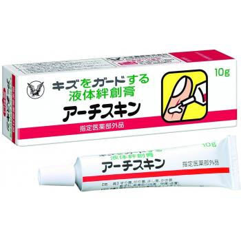 ARCH SKIN - средство для лечения порезов и ран