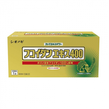 FUCOIDAN EXTRACT -очищенный фукоидан 400