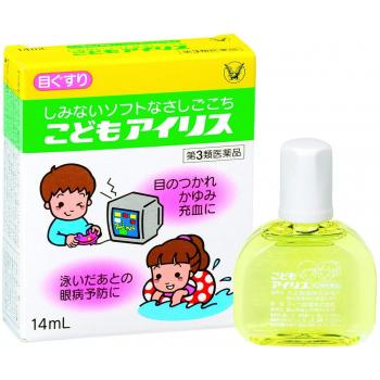 TAISHO CHILD IRIS -детские глазные капли