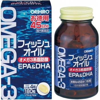 OMEGA 3 ORIHIRO