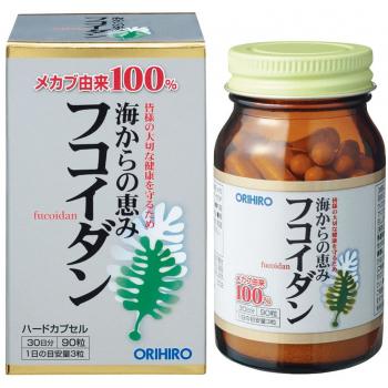 FUCOIDAN ORIHIRO - для здоровья и долголетия