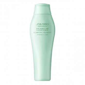 SHISEIDO Fuente Forte Clarifying Shampoo — шампунь против перхоти, 250 мл