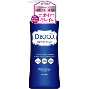 DEOCO MEDICATED DEODORANT BOBY CLEANSE -гель для душа против возрастного запаха