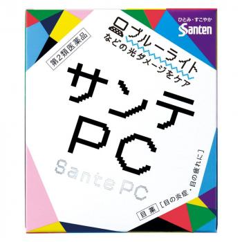 SANTE PS - капли для пользователей ПК