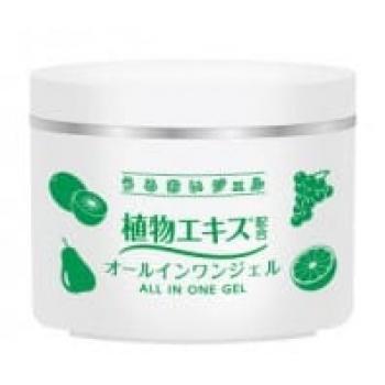 Питательный гель для лица с растительными экстрактами ,коллагеном и гиалуроновой кислотой -All-in-one gel with plant extract cream