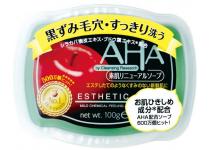 Мыло с эффектом пилинга Aha Esthetic Soap