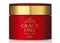 Питательный крем для возрастной кожи Kose Cosmeport Grace One Perfect Cream