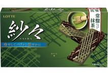 Шоколад Lotte Sasa 69 гр