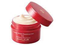 AMPLEUR Luxury White Emulsion Gel EX Cream-отбеливающий,увлажняющий крем-гель