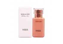 HABA SQUA Q 10 - питательное масло для лица со скваланом