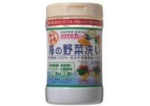 Порошок для мытья овощей и фруктов  из раковин морского гребешка Super Shell Scallop Washing