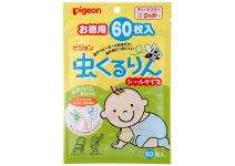 Наклейки от насекомых для детей Pigeon (от рождения)