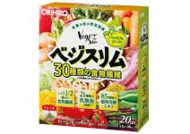 ORIHIRO Vegan Slim ферментированные растения с молочнокислыми бактериями