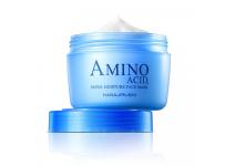 Hanaji High Moisturizing Gel Face Pack -увлажняющая ночная маска для лица с аминокислотами