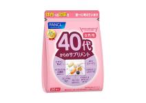 FANCL 40+ women