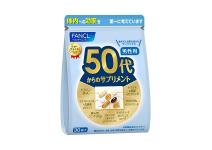 FANCL 50+ man