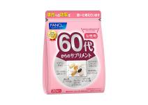 FANCL 60+ women