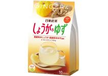 Nitto имбирный чай с японским юзу и витамином С