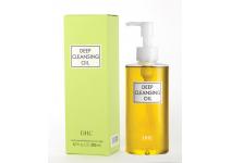 DHC DEEP CLEANSING OIL - Гидрофильное масло для снятия макияжа и очищения лица