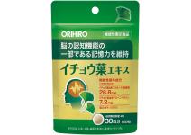 Гинкго билоба Orihiro для улучшения памяти и работы мозга