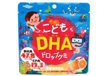 Unimat Riken DHA-детские жевательные конфеты Омега 3